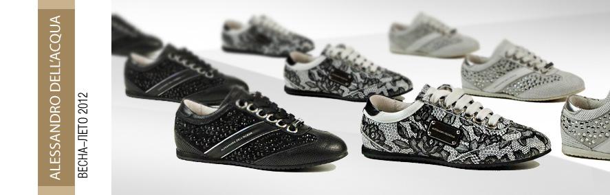 Новая коллекция обуви Alessandro Dell'Acqua
